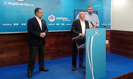 """Soria: """"El PSOE no puede apoyar ni un segundo más a la alcaldesa condenada de IU de Moratalla"""""""