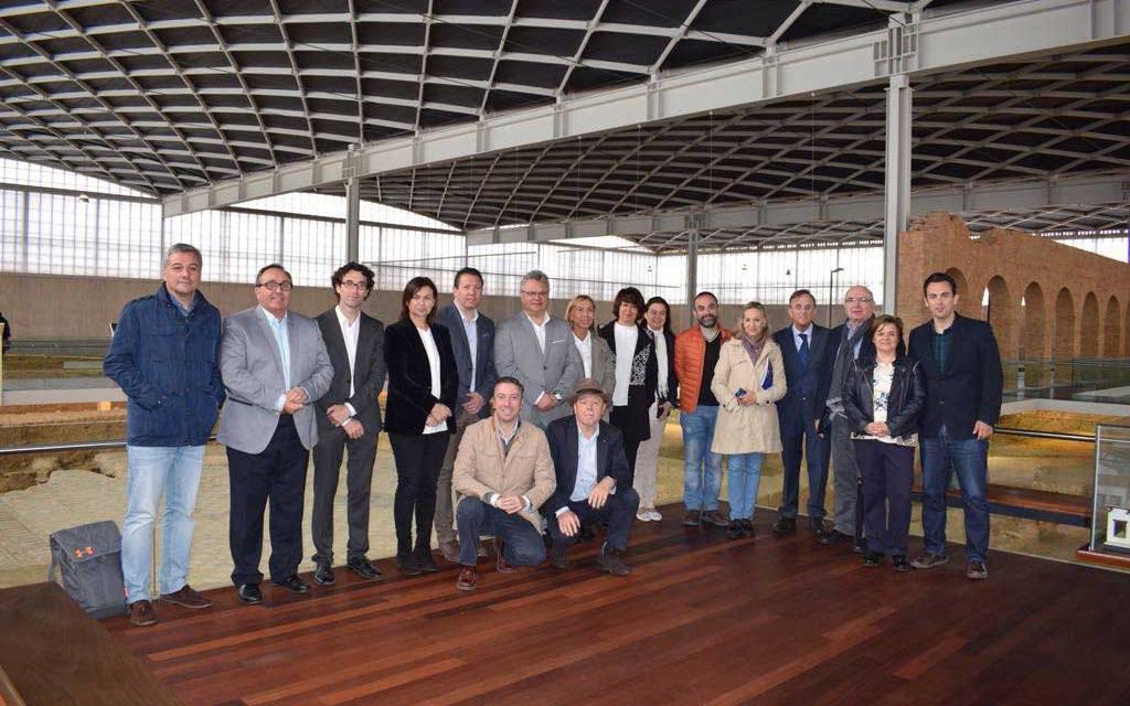 El Ayuntamiento de Mula solicitará la declaración de BIC para la villa romana de Los Villaricos