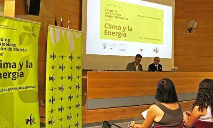 La Comunidad diseña un plan para reforzar el Pacto de los Alcaldes y ayudar en la lucha contra el cambio climático en los municipios