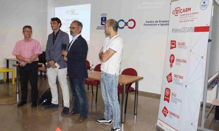 Caravaca acoge uno de los talleres Cecarm para el desarrollo del comercio electrónico
