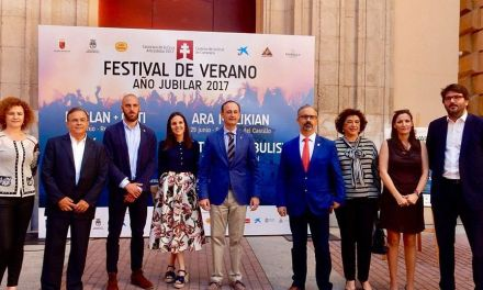 Caravaca acoge cuatro conciertos benéficos este verano, dentro de la programación del Año Jubilar 2017