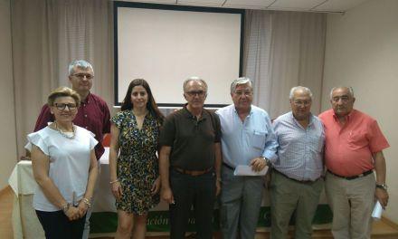 Nueva directiva en Cehegín de la Junta Local de la Asociación Española Contra el Cáncer