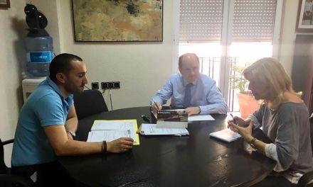 La Comunidad trabaja en la constitución de una Agrupación de Voluntarios de Protección Civil en Albudeite