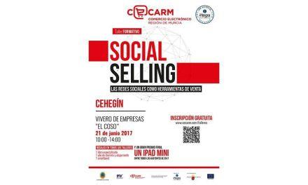 Abierto en Cehegín el plazo de inscripción de un taller formativo CECARM para aprender a vender a través de las redes sociales