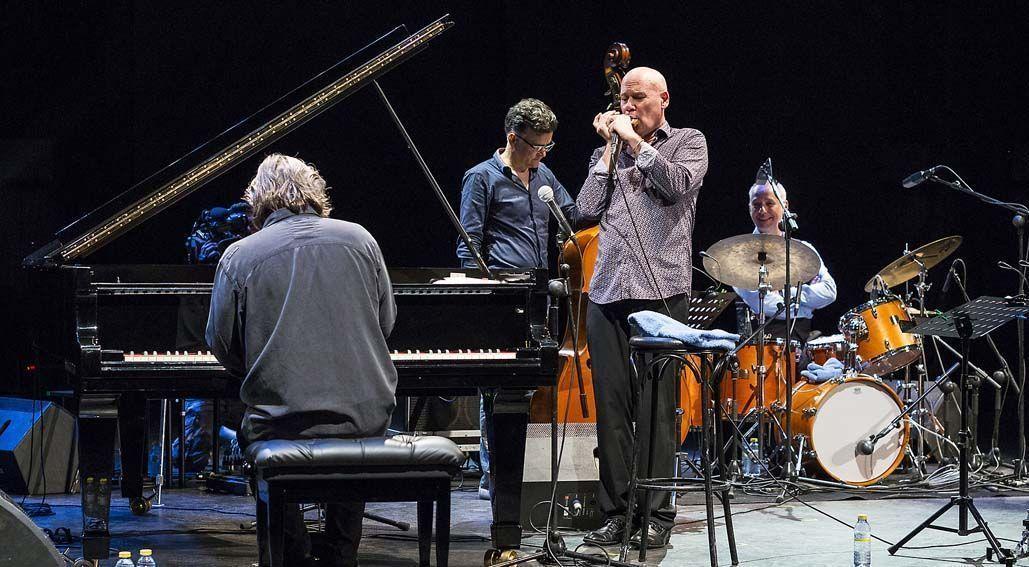 """""""Jazz San Javier"""" continúa encandilando a base de calidad y """"maestros"""""""