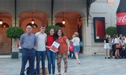 Mención especial en los Premios Buero  de Teatro Joven para la calasparreña Susana Pérez