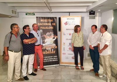 La Muestra Nacional de Folklore 'Caravaca Jubilar' se une a las iniciativas impulsadas por la Comunidad para promocionar el Año Santo