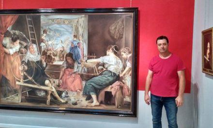 Las obras del artista Mateo Pellicer se pueden ver en Bullas hasta el 6 de agosto