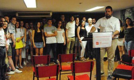 Jóvenes de Caravaca se unen a las Juventudes Socialistas