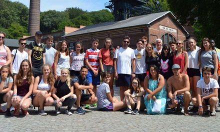 Caravaca participa en el encuentro juvenil europeo celebrado en la ciudad checa de Klimkovice