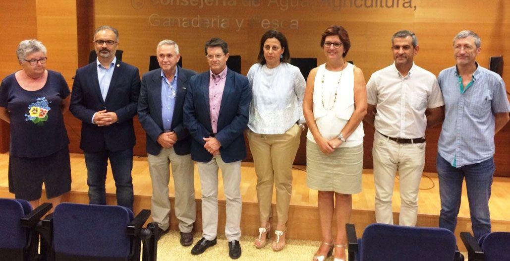 Los municipios de la Red de Desarrollo Rural de la Región de Murcia contarán con 18 millones de la estrategia 'Leader'