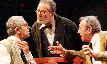 La comedia llega hoy a la Semana de Teatro de Caravaca con 'Héroes'