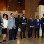 La muestra 'Signum' organizada con motivo del Año Jubilar 2017 incrementa sus piezas expuestas con el ostensorio de la Vera Cruz