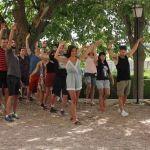 Jóvenes de distintos países participan en Caravaca en el Intercambio Europeo 'Fusión'