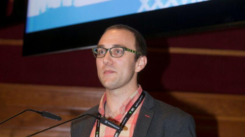El calasparreño José Gabriel Martínez, galardonado con el premio nacional Antoni Aldaz