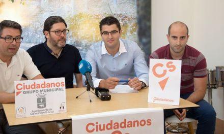 Ciudadanos Caravaca hace balance de su gestión en el ecuador de la legislatura