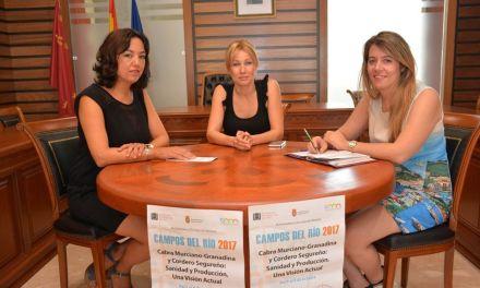 Campos del Río acogerá el curso de la Universidad Internacional del Mar: Cabra Murciano – Granadina y Cordero Segureño: Sanidad y Producción, una visión actual