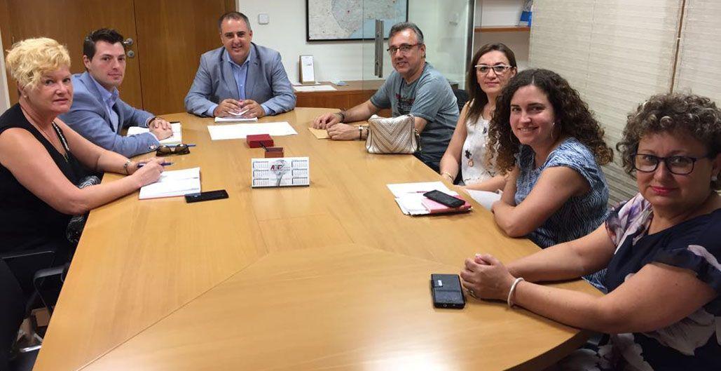 La Asociación del Comercio y la Hostelería de Cehegín cumple un cuarto de siglo