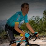 """""""Mi objetivo es intentar ganar una victoria de etapa en la Vuelta España"""" El ciclista muleño Luis León Sánchez renueva con el Astana Pro Team"""