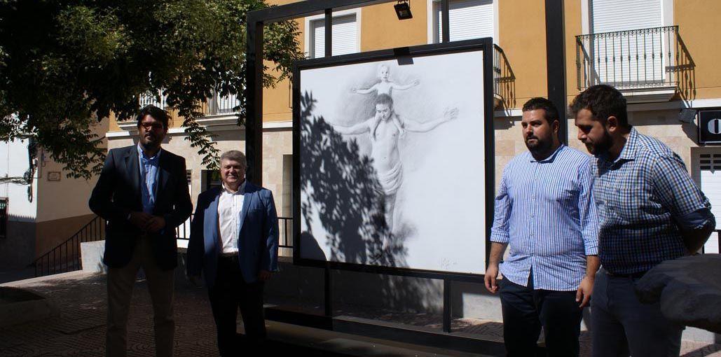 Hasta el 30 de agosto podrá visitarse en Calasparra la exposición itinerante Cruces de Caravaca