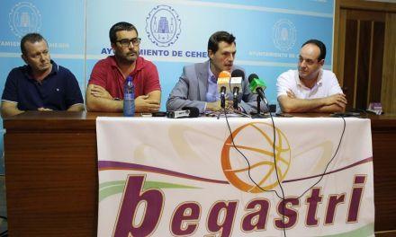 Presentada la temporada en liga EBA para el Club Baloncesto Begastri