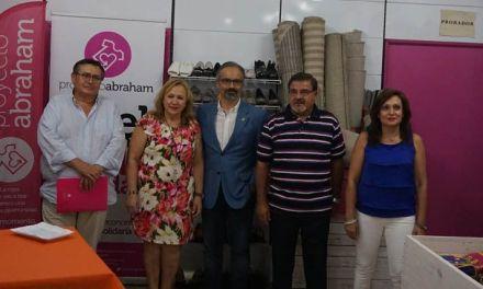 Abre de nuevo sus puertas la tienda de Proyecto Abraham en Caravaca