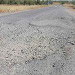 Concentración de vecinos de Benizar este domingo para pedir el arreglo de la carretera