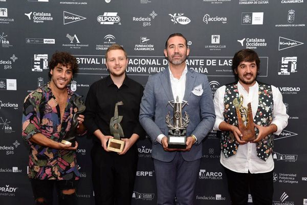 Ganadores de las diferentes modalidades 2017