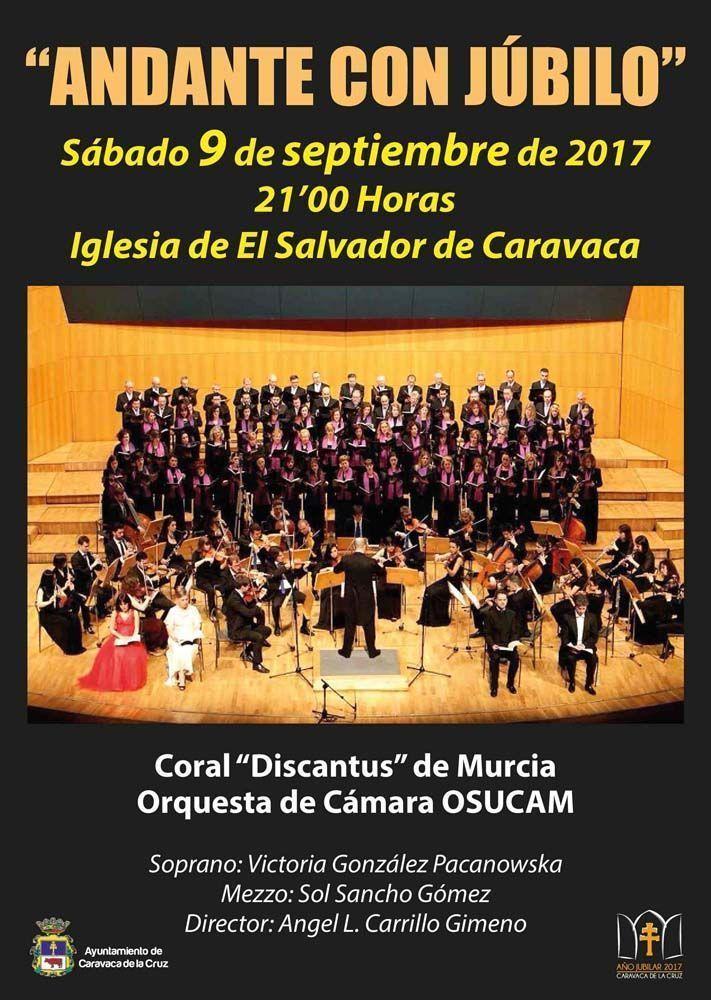 El concierto 'Andante con Júbilo' inicia este sábado las celebraciones de la Exaltación de la Vera Cruz