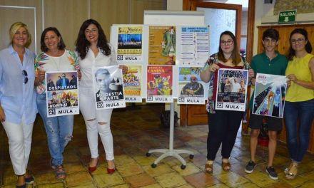 Presentadas las Fiestas de Mula 2017