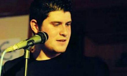Dani Navarro actúa en el Albaricoque Rock de Cehegín el 13 de septiembre