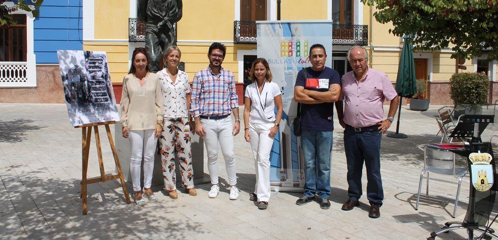 Bullas celebra su Fiesta del Vino del 15 al 24 de septiembre