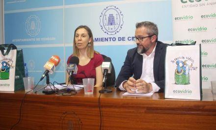 """Cehegín acoge durante sus Fiestas Patronales la campaña de Ecovidrio """"La Peña Recicla"""""""