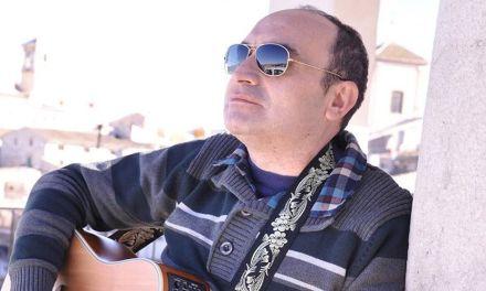 El pop de cantautor de Rafa Porter en el Albaricoque Rock