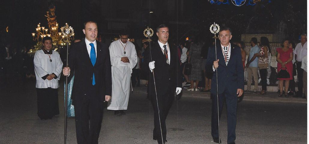 Alfonso Ciudad, Pregonero de las Fiestas Patronales de Cehegín 2018