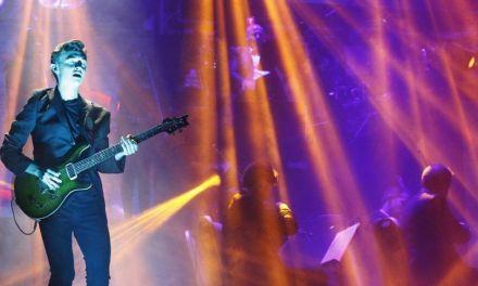 "Austin Slack participa en «Symphonic of Pink Floyd"", que se presenta hoy en Cartagena"