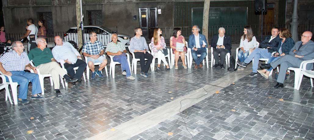 «La sociedad debe forzar a los políticos para que sea mayor su respuesta», José Molina, presidente del Consejo de la Transparencia de la Región de Murcia