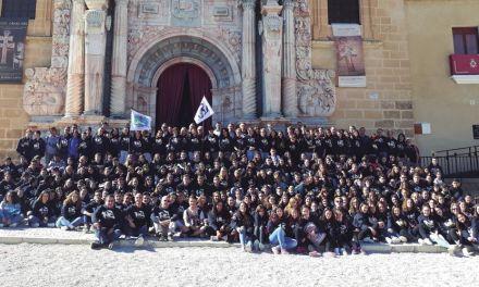 Peregrinación del IES San Juan de la Cruz con motivo del Jubilar 2017