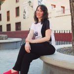 «Siempre he tratado de hablar de un tema presente que tenga interés en la actualidad, pero con distancia», María Reyes Aznar