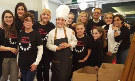 Restaurante Pedro Marín participa en la II Mesa de la Felicidad