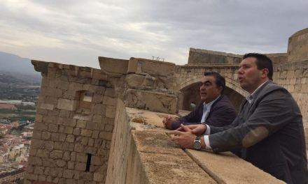 Apoyo institucional para la rehabilitación del Castillo de Mula