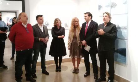 Victoria Chezner llena de paisajes la Fundación Casa Pintada de Mula