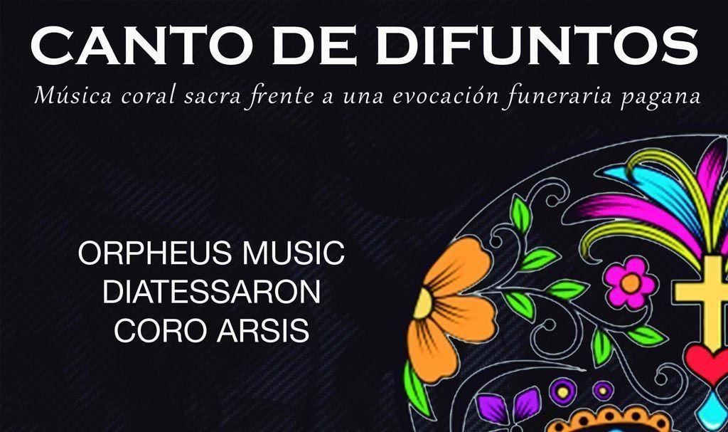 Más de 70 voces de tres coros destacados de la Región participan este sábado en Caravaca en el concierto 'Canto de Difuntos'
