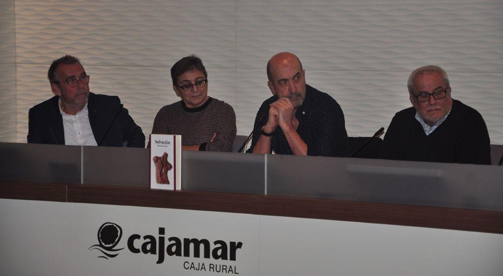 """Comentario personala una lectura de """"Salvación"""" deMiguel Sánchez Robles"""