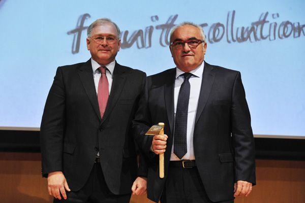 Miguel Ángel García y Antonio Marín