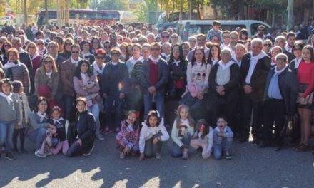 Las ambulancias de la Región peregrinan a Caravaca