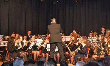 Veinticinco años de la Sociedad Musical de Cehegín