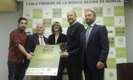La asociación cultural Hay un Tigre Detrás de Ti organiza la primera gala de los premios de la Música de la Región de Murcia
