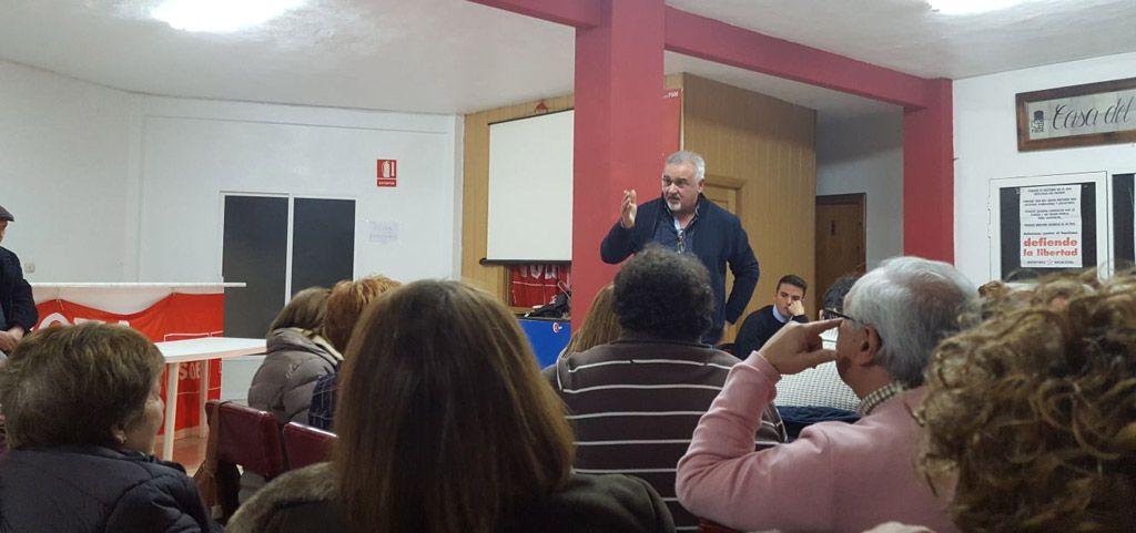 Jesús Amo, nuevo secretario general del PSOE de Moratalla