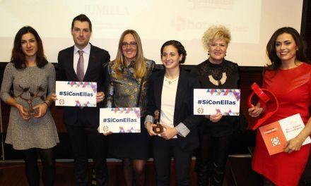 Ana Carrasco y Julia Casado, galardonadas por la Organización de Mujeres Empresarias y Profesionales
